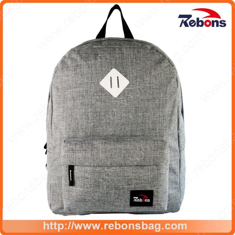 Popular Student Canvas Travle Bag Jansport Backpack Rucksack