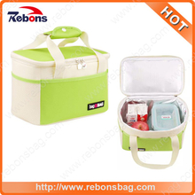 Promotional Small Portable Travel Thermal Insulated Ice Cooler Bags for Lunch, Can, Food, Picnic