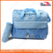 2PCS Baby Changing Diaper Nappy Mummy Bag with Multifunctional Set