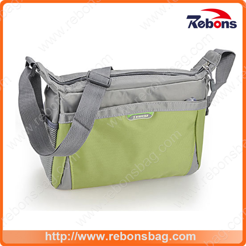 Fashion Sports Casual Chest Bag Nylon Men Travel Bags Shoulder Bag with Adjustable Strap