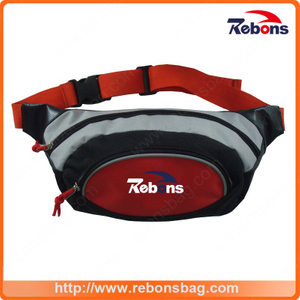 Cheap Wholesale Outdoor Sports Running Nylon Waist Bag