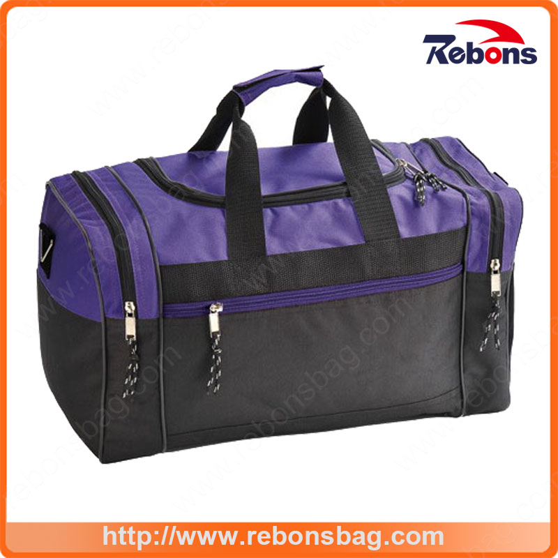 Big Size Clothes Storage Carry-on Duffle Bag Wholesale Foldable Travel Bag for Packing
