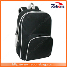Leisure Polyester Fabric Simple Backpack with Customized Logo Brand