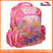 Colorful Pretty Princess Printed Girls School Backpack School Bags for Student
