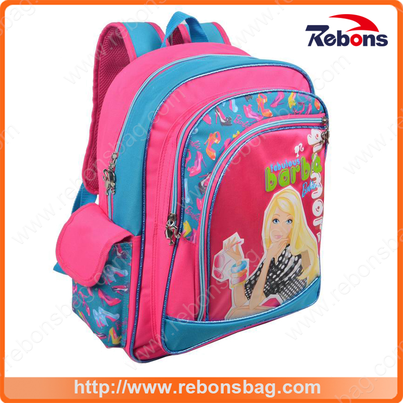 High Quality Pretty Cute Babie Cartoon Kid School Backpack School Bags for Teenagers