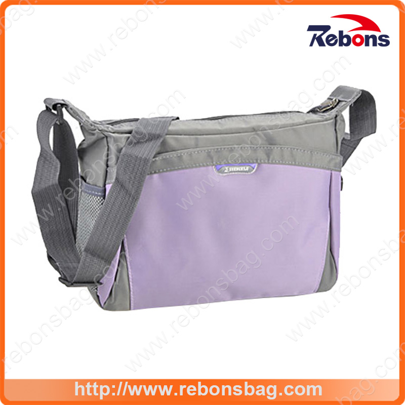 China Factory Price Leather Phone Laptop Bags Customized Color Shoulder Bags for Office Business