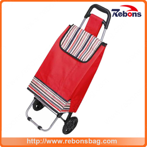 High End Kids Shopping Cart Metal Kids Shopping Cart Bag for Mart