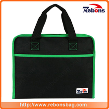 Hot Selling Black Business 15 Inch Briefcase Laptop Computer Bag